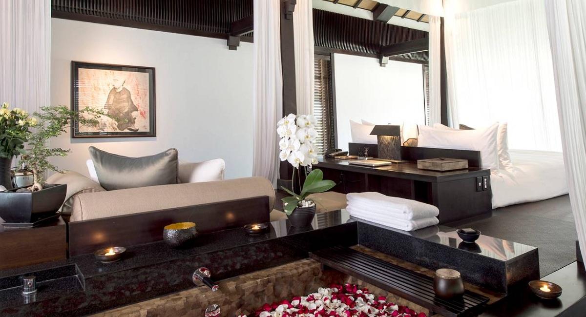 Three-Bedroom Ocean-View Pool Villa