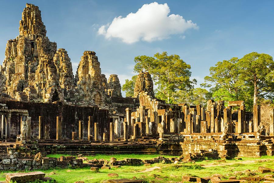 HIGHLIGHTS OF CAMBODIA