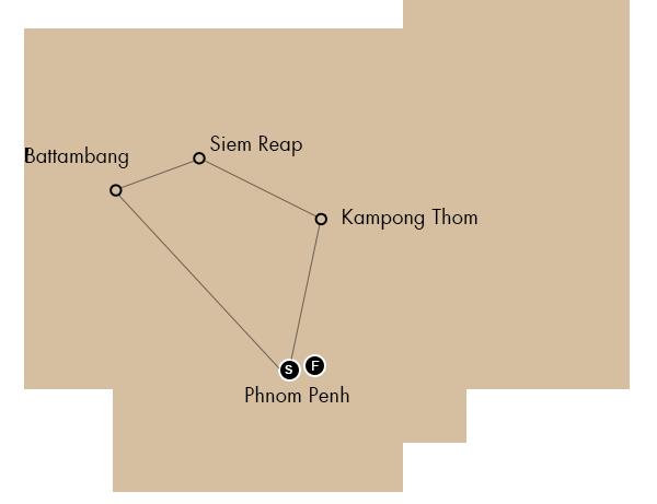ESSENTIAL CAMBODIA