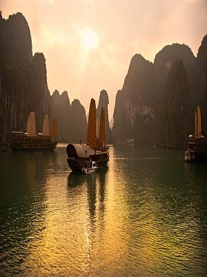 TREASURES OF NORTH VIETNAM