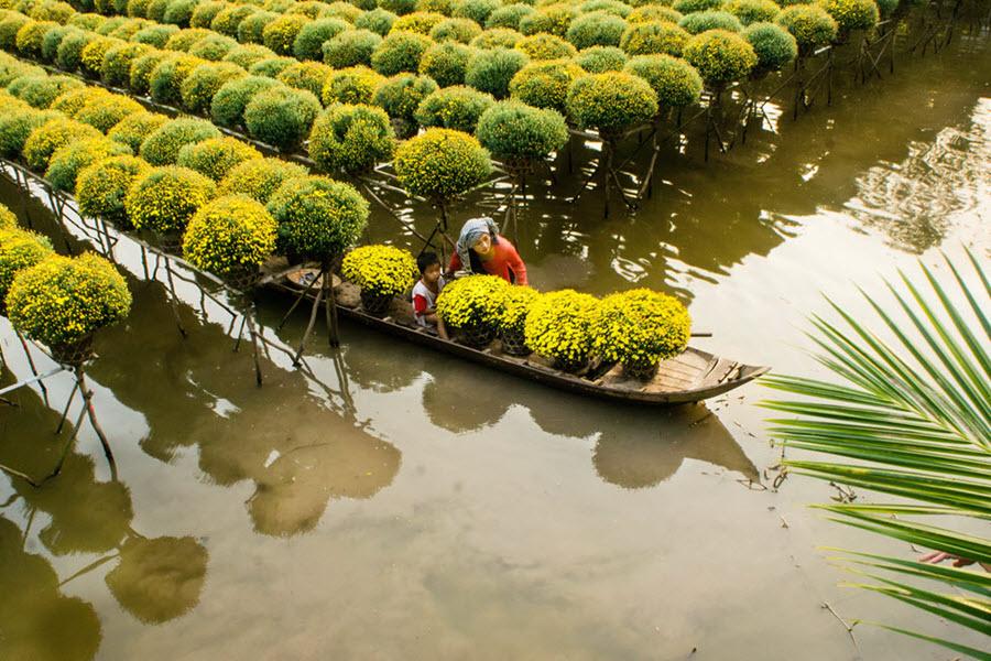 overnight-cruise-on-mekong-river
